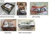 セットされる6PCSステンレス鋼の調理器具-腹Shapreのカセロール