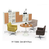 Tableau de formation de contact de meubles de bureau de modèle neuf (YF-T3093)
