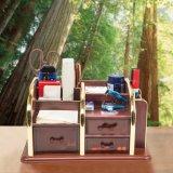 Soporte de almacenamiento Multifunción de madera C2025