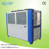 De dubbele Harder van het Water van het Gebruik van de Machine van de Injectie van de Compressor Industriële Lucht Gekoelde