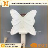 Diffusore di ceramica della canna dell'aroma di qualità della farfalla