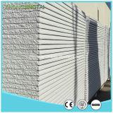 軽量の省エネの耐火性の合成の壁のボードEPSサンドイッチパネル