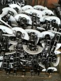 Catena agricola dell'acciaio del rullo della catena del rullo della catena di convogliatore