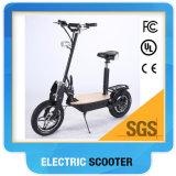 Motor de Scooter eléctrico cubo plegable con ruedas grandes de 14 pulg.