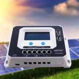 L'Énergie Solaire Panneau du système régulateur/contrôleur avec USB