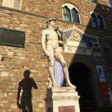 Décoration de jardin Statue David Stone Sculpture