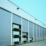 Porte en aluminium automatique de garage d'obturateur de rouleau (HF-J328)