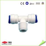 Штепсельная вилка коленчатого соединения степени K604 3/8 дюймов 90 для пробки воды