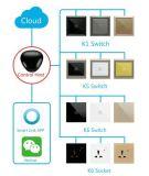 Zigbee 지능적인 가정 생활면의 자동화 시스템 장비 해결책 원격 제어 게이트웨이