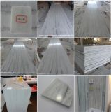 China Fabricante 12mm Marble White Texture Acrílico Superfície sólida