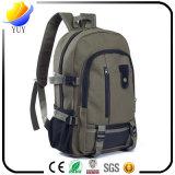 Multifunktionsbaumwoll-und Segeltuch-Rucksack für im Freiensport-Beutel und Arbeitsweg-Beutel und Täglich-Verwenden weichen Laptop-Rucksack