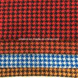 Петля Yarns ткань Reday шерстей Houndtooth