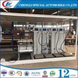 Venda Personalizada de Fábrica 20, 000L Estação deslizantes GPL GPL fábrica de reabastecimento para a Nigéria