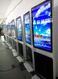 42 - Affichage numérique De pouce/panneau lcd d'étalage annonçant le joueur avec la forme de rotation/Signage de Digitals