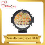 Tensão de funcionamento de 110 V 63W Luz de Trabalho de LED com IP68