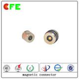 Maschio magnetico di Pin di CC Pogo e fermaglio