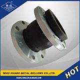 Type de bride Joint d'expansion en caoutchouc flexible avec DIN Standard Pn16