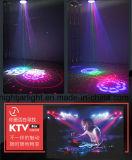 디스코 효력 최신 판매 8eyes 3W LED 광속 Laser 점화