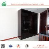 Conception gratuite de CAO et 3D Ebony Hotel Bedroom Furniture