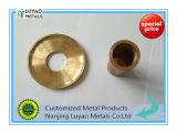 機械装置のための真鍮材料と機械で造るOEM CNC