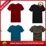 T-shirt fait sur commande en gros direct de logo d'usine