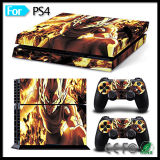 Стикер кожи винила для регулятора & пульта Сони PS4 Playstation 4