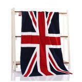 中国のカスタムロゴによって印刷される綿の浴室タオル、専有物デザインタオル