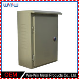 Boîte de jonction électrique imperméable à l'eau extérieure de pièce jointe en métal d'acier inoxydable