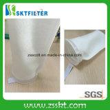 Modificar el bolso de filtro para requisitos particulares del polvo de la talla para el sistema del colector de polvo del sitio limpio