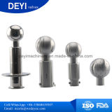 Sanitary Stainless Steel Fixed Lamp Spray Nozzle CIP Cleaning Ball
