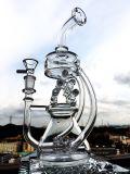 卸し売り二重ボタンの鳥かごのガラス煙る配水管