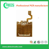 PCB гибкого трубопровода с поверхностным покрытием Enig