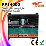 Dual-Channel усилитель электропитания переключателя цифров Fp14000