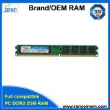 Ett откалывает 128mbx8 RAM настольный компьютер DDR2 2GB