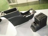 Lavorazione con utensili di plastica dello stampaggio ad iniezione per le parti di automobile