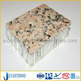 石造りの穀物の室内装飾のためのアルミニウム蜜蜂の巣のパネル