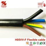 De 3 núcleos de alta qualidade / 4core / 5core PVC Cabo de Alimentação Elétrica