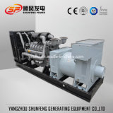EPA 135kVA 108kw elektrischer Strom-Dieselgenerator mit Perkins-Motor