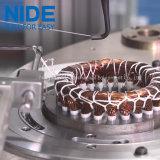 自動4つの端末モーターステータ・コイルの綴じひもの結合機械