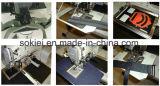 Irmão computadorizado Bolsas Calçados Industrial máquina de costura de padrão de couro