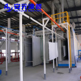 Hot Sale usine de revêtement en poudre pour mur-rideau