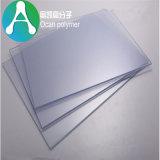 Blad van pvc van China het In het groot 1mm Dikke 4X8 Matte Plastic voor Decoratief Comité