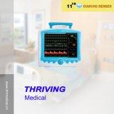 Geduldige Monitor van de Dierenarts van het ziekenhuis de Draagbare (thr-pm-V601M)