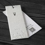 Ropa personalizada colgar cortinas Etiquetas Las etiquetas de papel especial