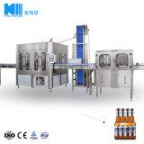 prix d'usine King non mousseux monobloc de sucre de la machine l'eau aromatisée de rinçage de la machine de remplissage d'Embouteillage Capping