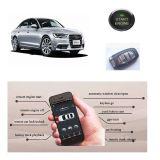 Le démarrage du moteur d'arrêt à distance du système Keyless Go alarme de voiture véhicule GPS Tracking GSM avec la Fenêtre de Verrouillage de voiture à distance Fermer Car Finder commande de fonction pour Audi