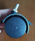 Aço inoxidável1802 Tk-Jc pequena roda a roda do mobiliário do Rodízio