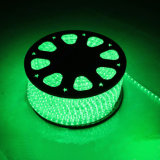 Decorazione esterna 100meter per striscia flessibile dell'indicatore luminoso 110V LED del rullo SMD 5050 RGB
