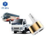 12V/24V Cargador de coche USB de 5V Cargador de coche inalámbrico Teléfono móvil