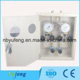 Cassetta di controllo elettrica del gas utilizzata in pavimento